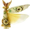 Afrikanische Blütenmantis; Bild 4
