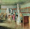 """Erster Saal des k.k. Mineraliencabinets""; Bild 0"