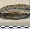 Farbig gemusterte Borte aus dem Salzbergwerk Hallstatt; Bild 4