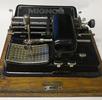 AEG Mignon 4 - Zeigerschreibmaschine; Bild 0