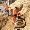 Die Mammut-Grabung von Bullendorf; Bild 3