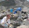 Dinosaurier-Ausgrabungen in Montana, USA; Bild 4