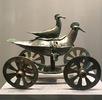 Vogelwagen aus Glasinac; Bild 0