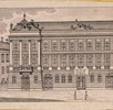 """Eintrittskarten zu dem """"k.k. Physical.-, Kunst- u. Natur-Kabinet"""" am Josefsplatz; Bild 0"""