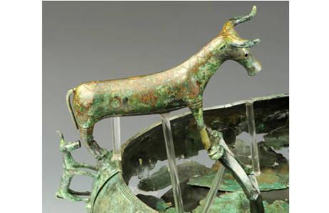 Das Kuh-Kälbchen Schöpfgefäß (HA)