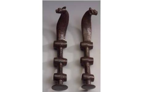 Zaumzeug aus Bronze
