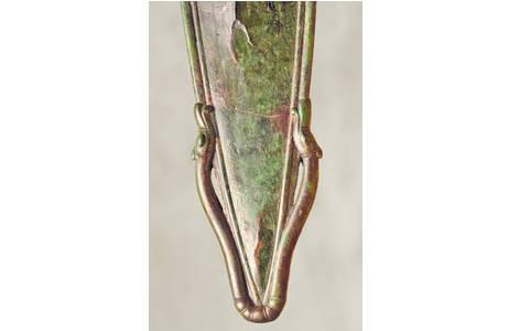 Hallstattschwert mit verzierter Schwertscheide (PA51244)