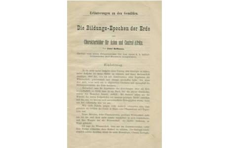 Technik: Buchdruck, Autor: Josef Hoffmann, Druckerei: J.B. Wallishauser in Wien