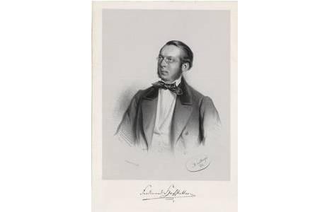 Technik: Lithografie, Künstler: Adolf Dauthage (1825 - 1883), Druck: Josef Stoufs
