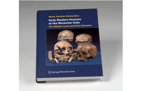 Die Monographie über die ältesten Menschenknochen des NHM-Wien