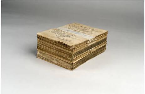 Historische Erhebungsbögen aus der Somatologischen Sammlung